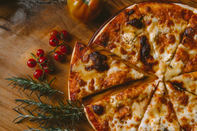 Best Pizza - Ruth Georgiev