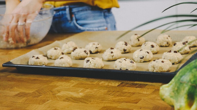 Vegan Healthy Cookies