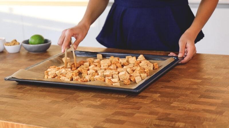 Tempeh Tofu