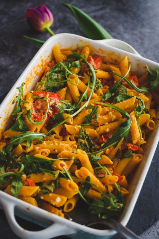 baked pasta